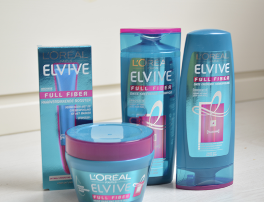 L'Oréal Elvive The Full Fiber + WIN