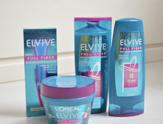 L'Oréal Elvive The Full Fiber + WIN
