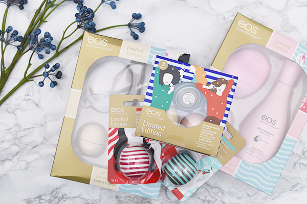 EOS Limited Edition Kerst Sets