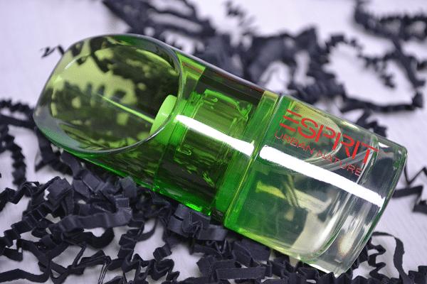 Esprit Urban Nature parfum en win een weekend Stockholm voor 2!