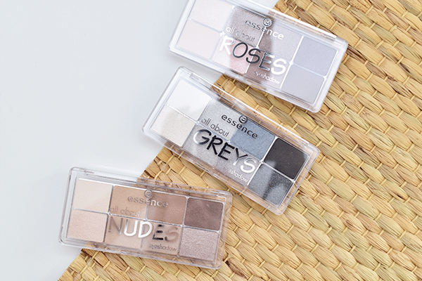 Essence All About … Eyeshadow
