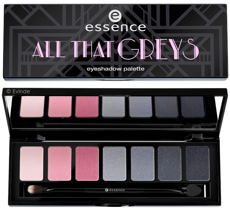 Preview: Essence All That Greys