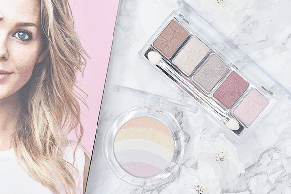 Essence Blossom Dreams Rainbow Highlighter & Eyeshadow