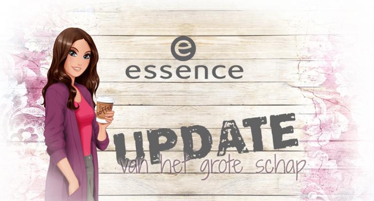 Update: Essence Assortiment Grote Schap Lente/Zomer 2016