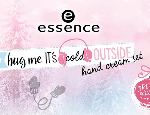 Preview: Essence Hug Me It's Cold Outside