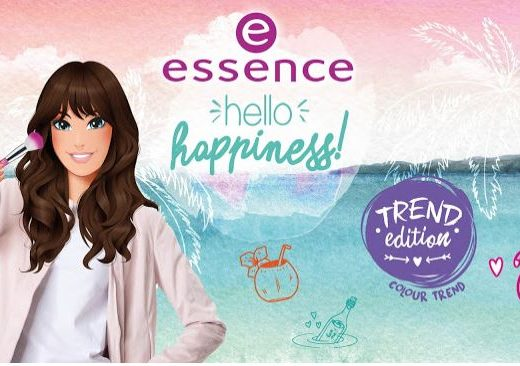 Preview: Essence Hello Happiness!