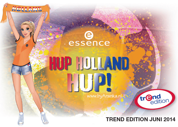 Preview: Essence Hup Holland Hup!