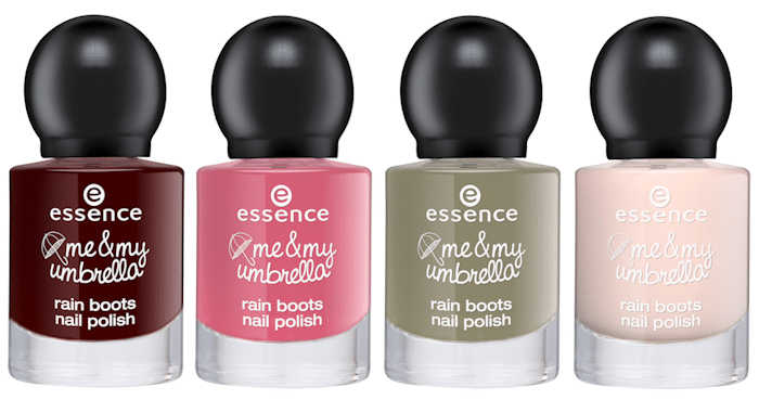 Preview: Essence Me & My Umbrella