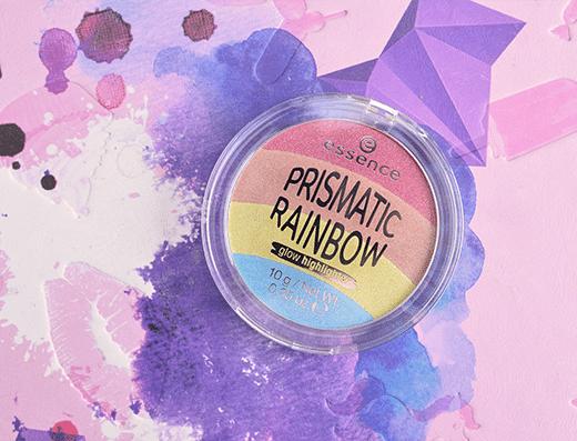Essence Prismatic Rainbow Glow Highlighter