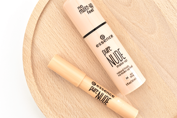 Essence Pure Nude Foundation & Concealer
