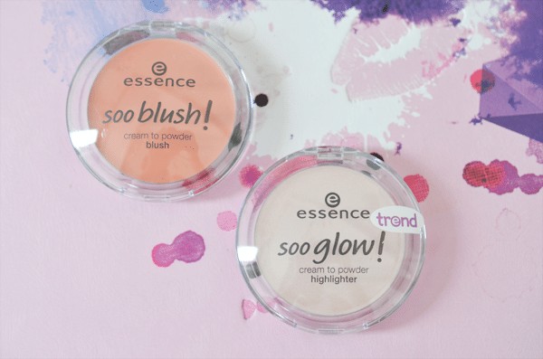 Essence Soo Blush! & Soo Glow!