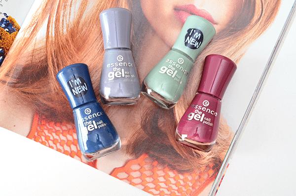 Essence The Gel Nail Polish – Nieuwe Kleuren