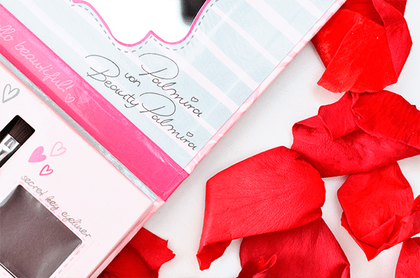 Essence Beauty Bloggers' Secrets Vintage Rose Eye Palette