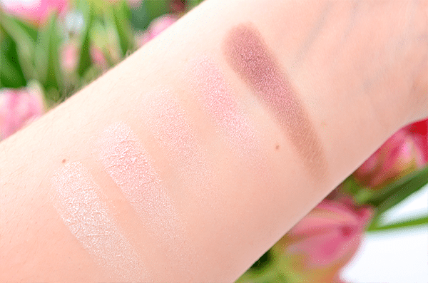 Essence Wake Up, Spring! Eyeshadow Palette & Blush