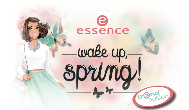 Essence Wake Up, Spring14