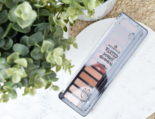 Essence Wanted: Sunset Dreamers Eyeshadow Palette