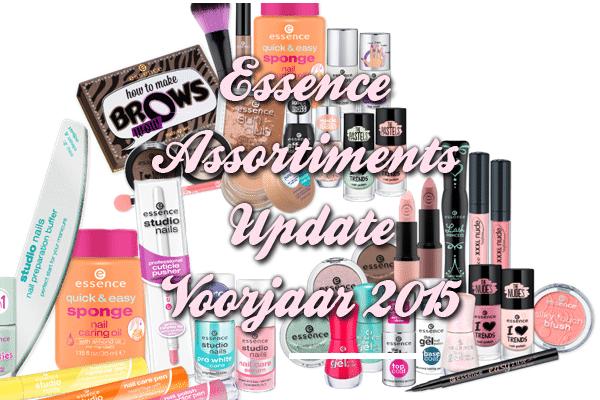 Essence Assortiments Update Voorjaar 2015