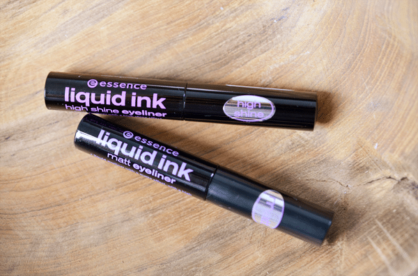 Essence Liquid Ink Matt & High Shine Eyeliner
