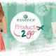 Essence Leaving Products Voorjaar 2014