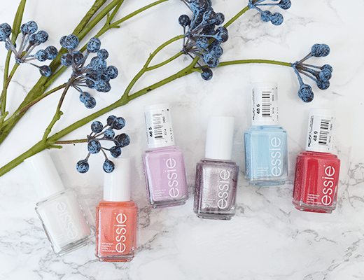 Essie Cafe Chic Society