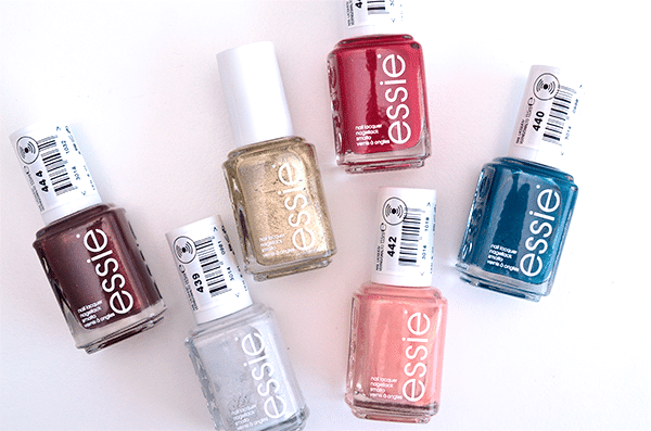 Essie Color Color Color Winter Collection