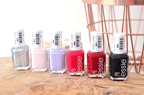 Essie Ski Chic Wintercollectie