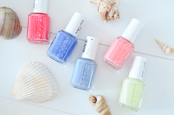 Essie Surf's-Up! Summer Collection