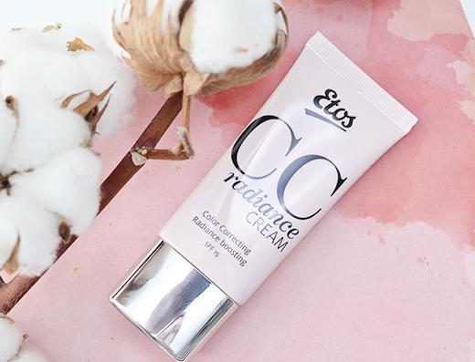 Etos CC Radiance Cream