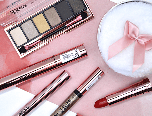 Etos Sparkling December Make-up