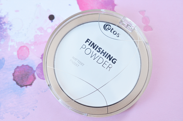 Etos Finishing Powder