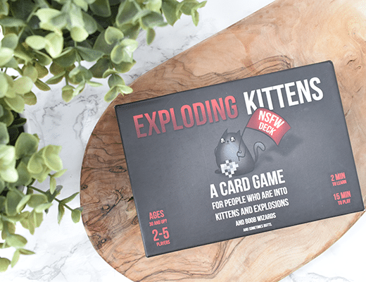 Let's Play: Exploding Kittens