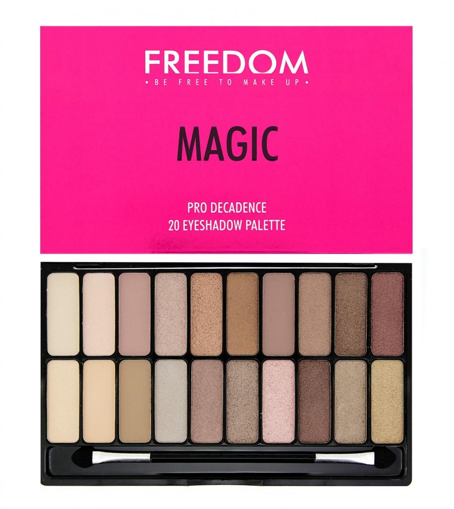 Freedom Make-Up komt tijdelijk naar NL!