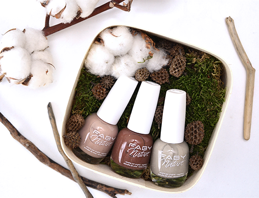 FABY Nature Nail Polish