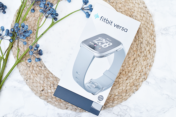 Fitbit Versa – mijn ervaring