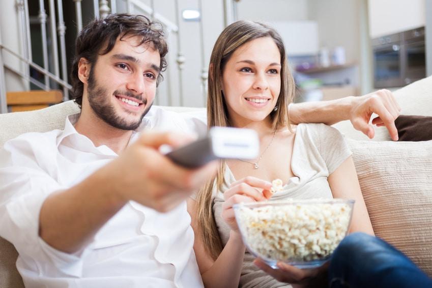 Tip: Series om samen met een man te kijken