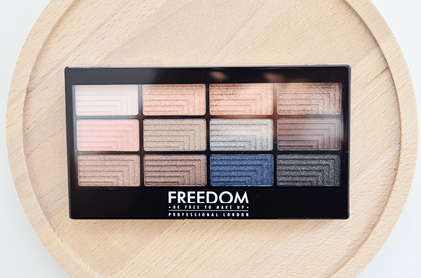 Freedom Make-Up Pro 12 Romance And Jewels