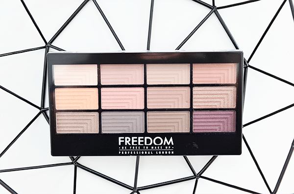 Freedom Make-Up Pro 12 Secret Rose