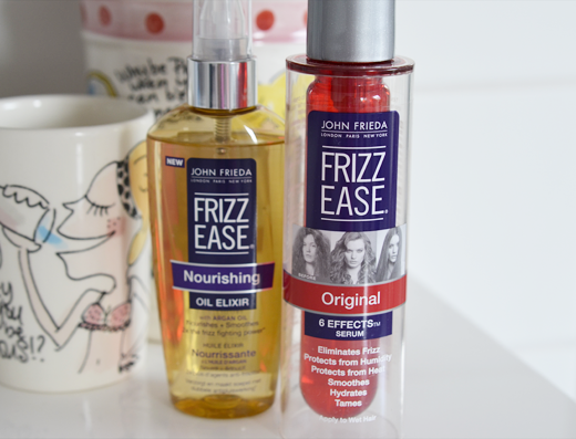 John Frieda Frizz Ease Olie & Serum