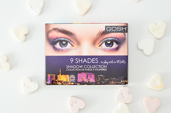 GOSH 9 Shades Shadow Collection