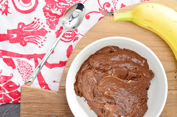 Recept: Gezonde Chocolademousse