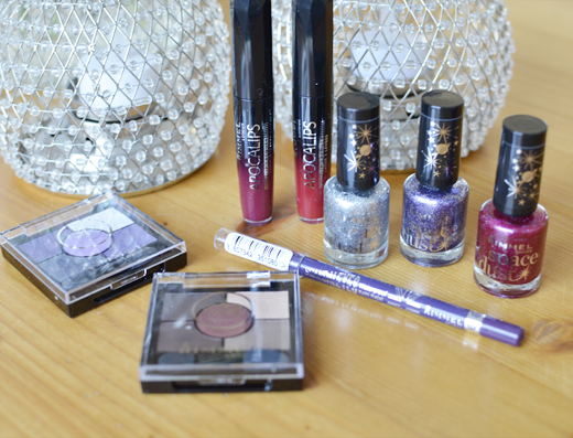 Rimmel Out of The World Christmas 2013 Collectie