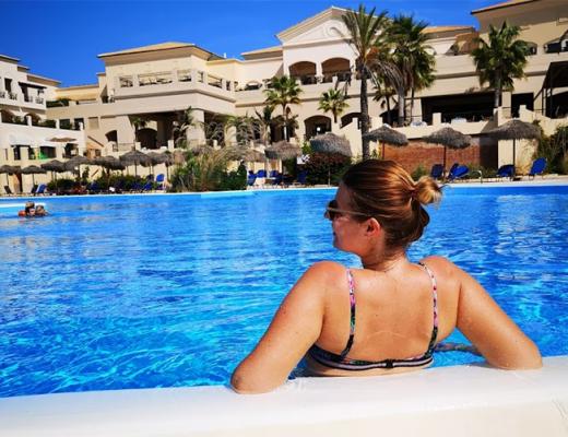 Relaxen in Grecotel Olympia Oasis & Aqua Park