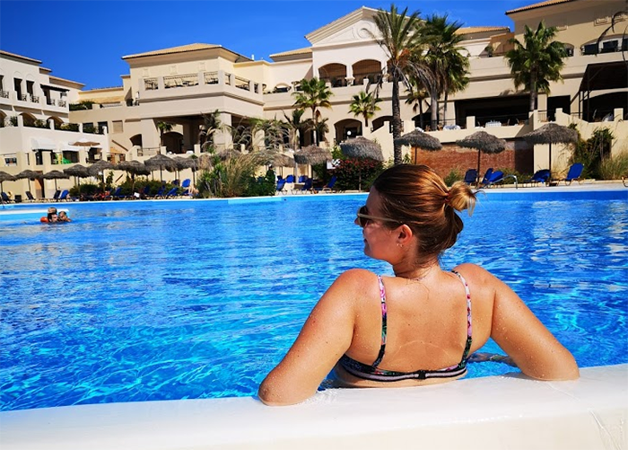 Relaxen in Grecotel Olympia Oasis & Aqua Park