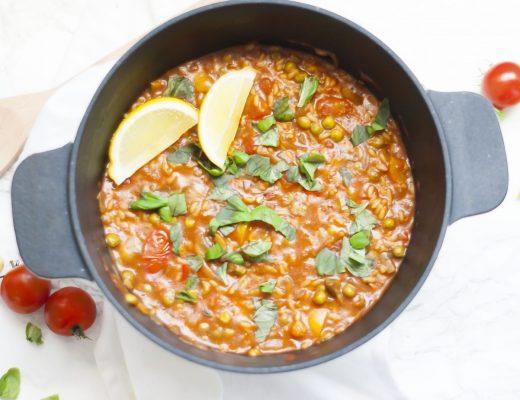 Recept: Groente Paella