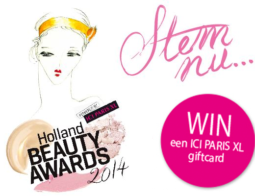 Holland Beauty Awards, stem op je favoriete producten!