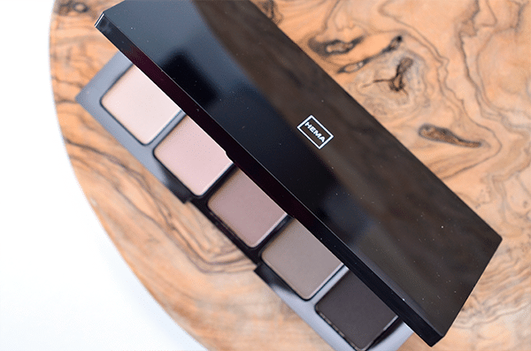 HEMA Be A Natural Eyeshaow Nude Palette9