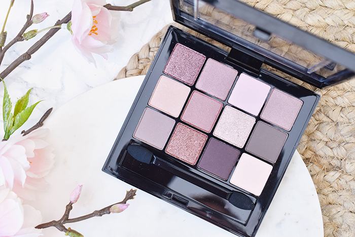 HEMA Eyeshadow Palette Nude & Spice It Up