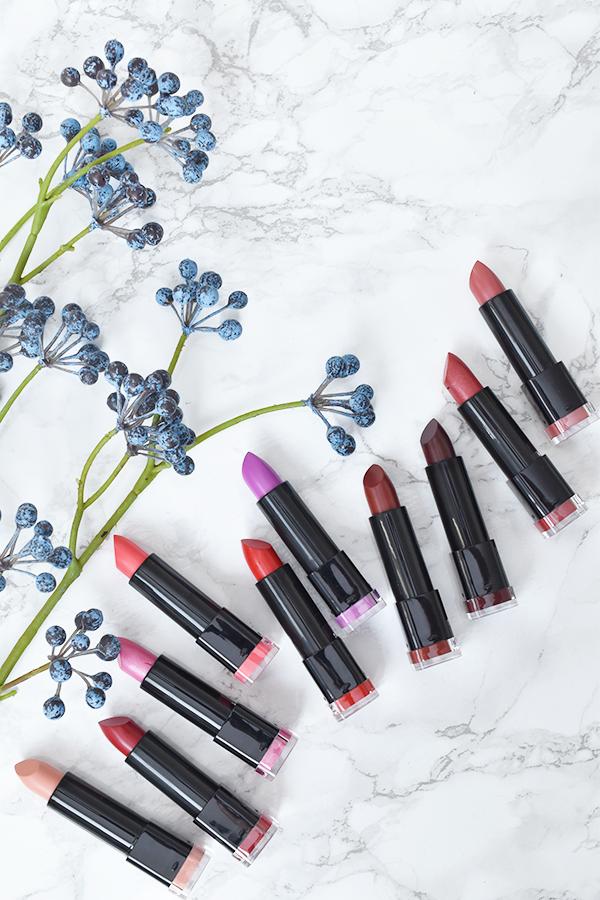 HEMA Moisturising Lipsticks