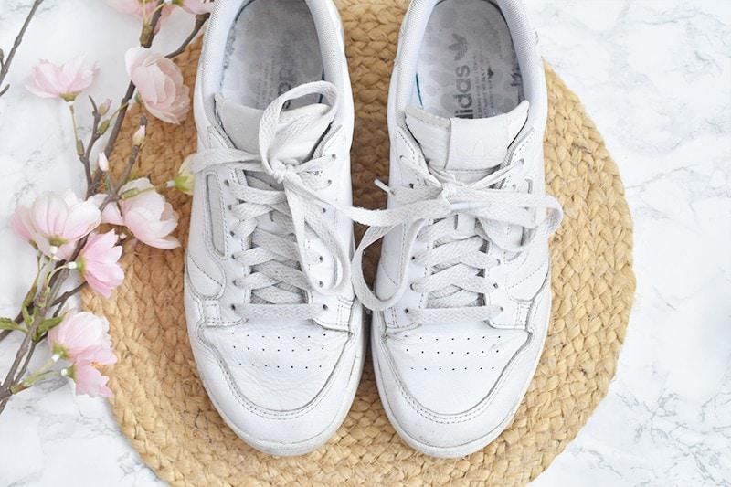 HEMA Sneaker Ultra White Schoenverzorging4