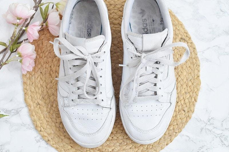 HEMA Sneaker Ultra White Schoenverzorging5